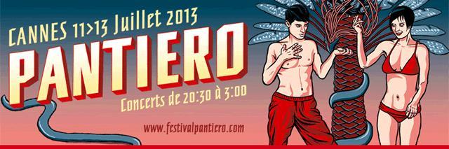 Affiche du Festival Pantiero 2013