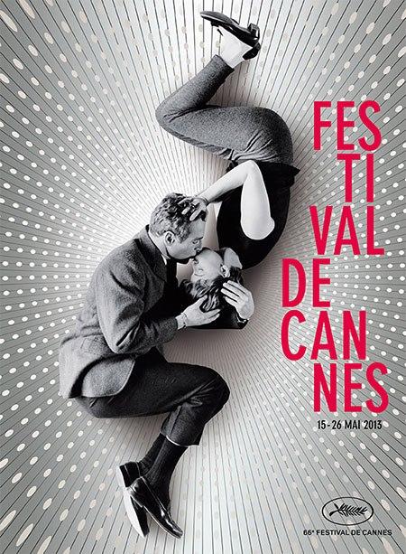 Affiche officielle du Festival du Film de Cannes 2013