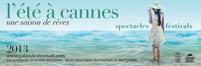 L'été 2013 à Cannes sera festif
