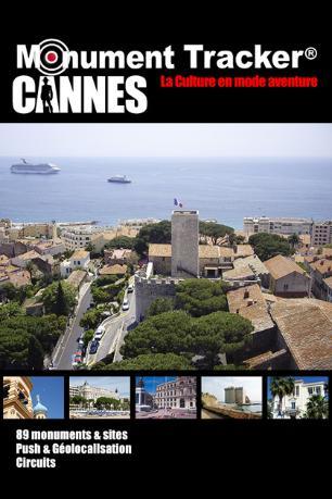 Cannes Monument Tracker une appli pour visiter Cannes