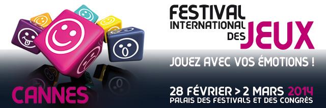 Festival des Jeux Cannes La Croisette