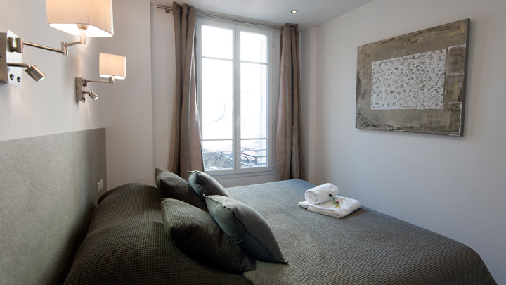 chambre parentale location place Gambetta Cannes