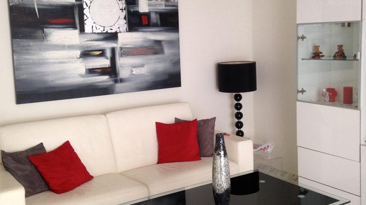 Studio croisette branly salon
